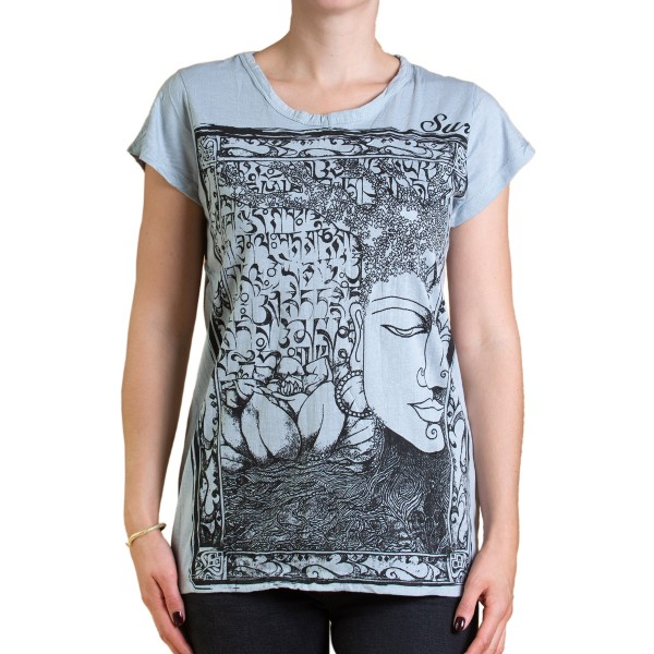 Sure T-shirt Buddha Face