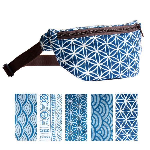 Geometrix belt bag