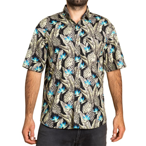 Hawaiian shirt short sleeve