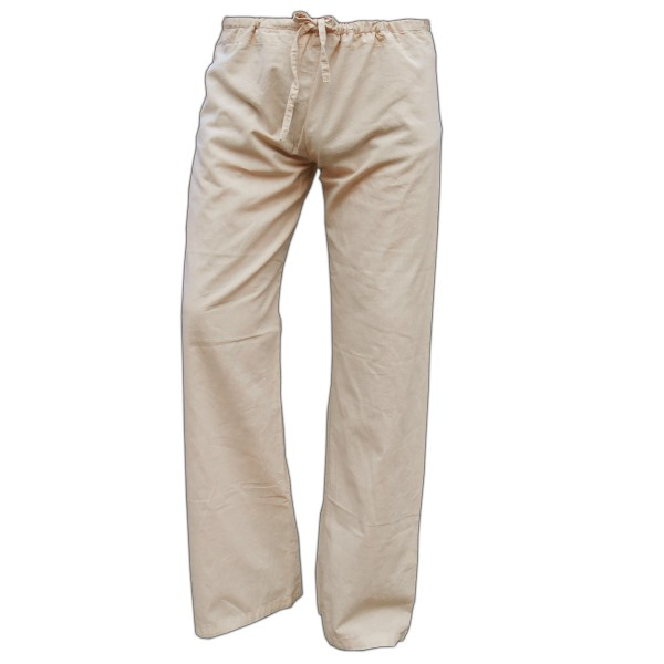 Trousers made of fine cotton